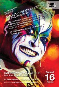 Saturday Crazy Circus